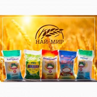 Рис шлифованный высокого качества! Урожай 2020 года.Купить рис.Рис оптом