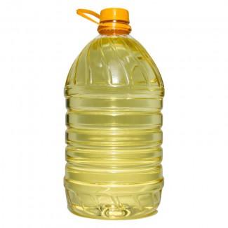 Масло подсолнечное оптом с завода РФ рафинированное бутылки высший сорт
